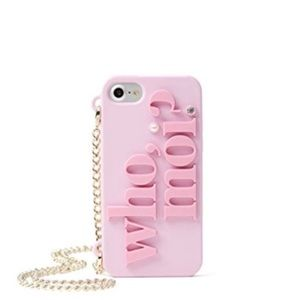 Pink Miss Piggy Who Moi Iphone 7 Case